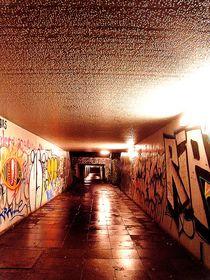 Hübsch-Hässlicher Tunnelblick by jefroh