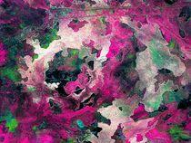 Abstraktion in Pink von jefroh