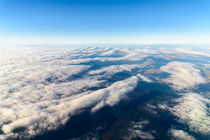 Earth Photo From 10.000m (32.000 feet) Above Ground von Radu Bercan