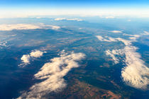 Earth Photo From 10.000m (32.000 feet) Above Ground by Radu Bercan