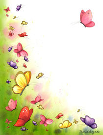 Flowers & Butterflies 5