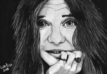 Janis Joplin von Luiz Rosa
