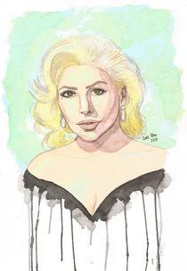 Lady Gaga by Luiz Rosa