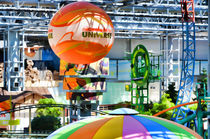 Nickelodeon Universe indoor amusement park by lanjee chee