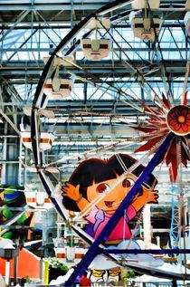 El Circulo de Cielo Ferris Wheel von lanjee chee