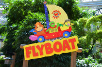 Wonderpets Flyboat by lanjee chee