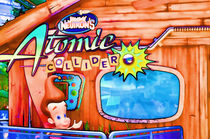 Jimmy Neutron's Attomic Collider by lanjee chee