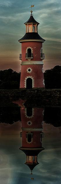 Moritzburg - Leuchtturm von Chris Berger