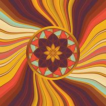 Floral vortex von Gaspar Avila