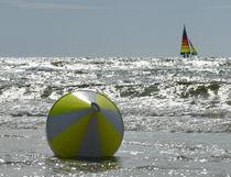 Schimmer über dem Meer von Clemens Greiner