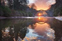Rakotzbrücke Kromlauer Park by your-pictures