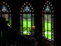 Treppenhaus von Erwin Renken