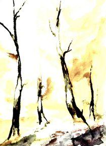 Landschaft II by Eberhard Schmidt-Dranske