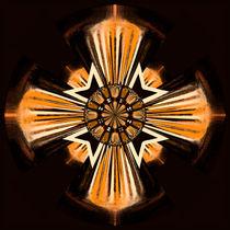 Cross by Gaspar Avila