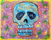 Marble Skull von Laura Barbosa