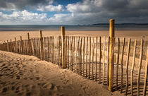 Swansea Bay dune defence by Leighton Collins