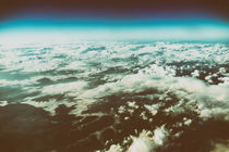 Earth Photo From 10.000m (32.000 feet) Above Ground von Radu Bercan