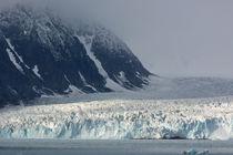 Arctic Cap Glacier by Philip Shone
