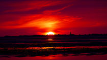 The sun goes von Heike Burmester