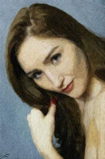 Carola by Wolfgang Pfensig
