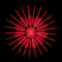 Red Satelite by Aurora Movement