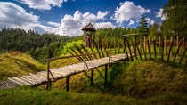 Havranok - Liptovska Mara von Zoltan Duray