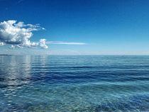 Ostsee - Horizont von Martina Lender-Frase