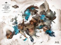 Mikael Brandrup - MB-AMS-EU2 von Fine Art Nielsen