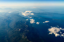 High Altitude Photo Of Planet Earth Horizon by Radu Bercan