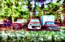 Abandoned truck 1 von lanjee chee