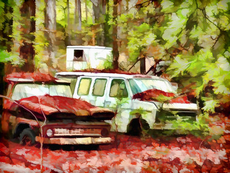 Old-forgotten-cars
