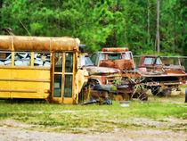 Old School Bus 4 von lanjee chee