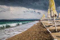 Golden Cape (Zlatni Rat) Beach - Bol - Brac Island - Croatia von Jörg Sobottka
