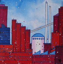 Industrie b by Karin Fricke