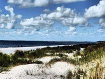 White sand von Heike Burmester