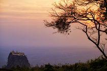 Mount Popa 5 von Bruno Schmidiger