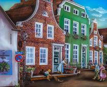 Greetsiel by Annelie Dachsel-Widmann
