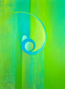 Ruhepol by Annelie Dachsel-Widmann