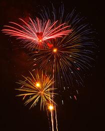Fireworks No. 55 by Roger Brandt