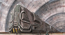 Magneto-protonic propulsion proto-train by haedre