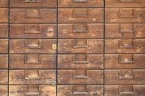 Old Door Texture Closeup von Radu Bercan