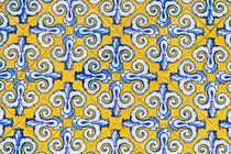 Marble Tile Floor Pattern Texture by Radu Bercan