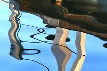 Wasserspiegelung von Heidrun Carola Herrmann