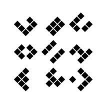 minimalvision 45 – Planquadrate / Grid squares von minimalvision