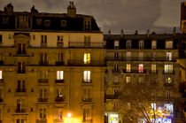 Haussmannian architecture by Perry  van Munster