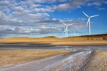 Windmills Maasvlakte by John Stuij