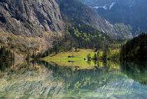 Lake Obersee by John Stuij