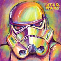 Storm Trooper Star Wars von Christian Lopez