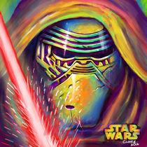 Kylo Ren Star Wars von Christian Lopez