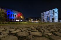 Night at Coliseum